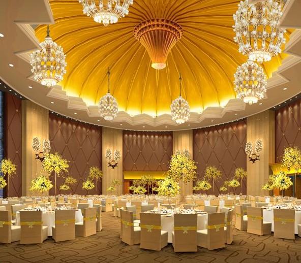 上海斯格威铂尔曼大酒店