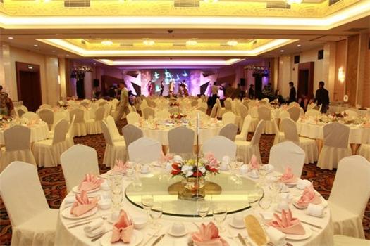 银泰10周年庆典晚宴
