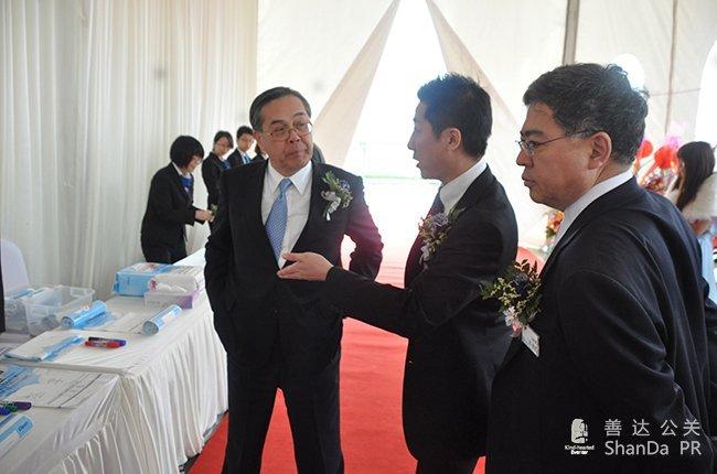 2014大王(南通)生活用品有限公司开业庆典