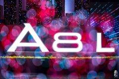 奥迪A8L发布会 突破科技的视听