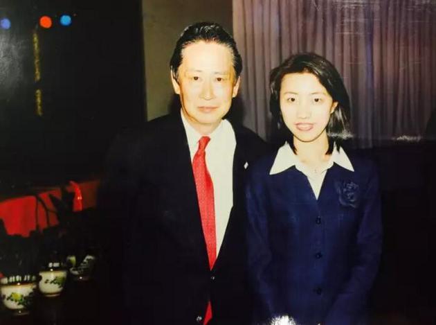 李曦与索尼公司前CEO出井伸之先生