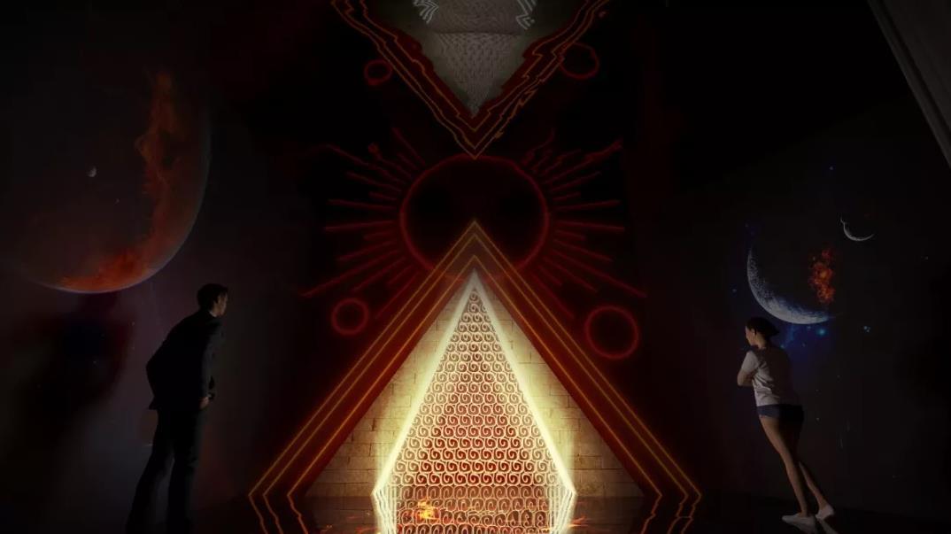 魔化三体舞台设计